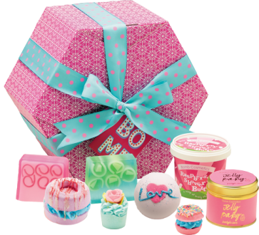Gift Set - The Bomb Hat Box 3751