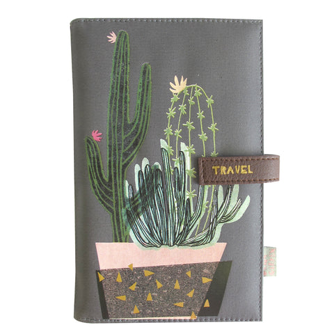 Disaster Urban Garden Travel Wallet 8068