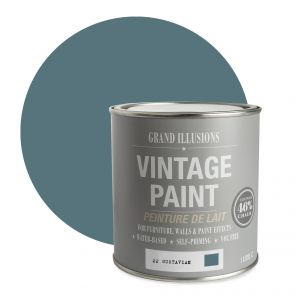 Paint Gustavian Tester Pot 2909