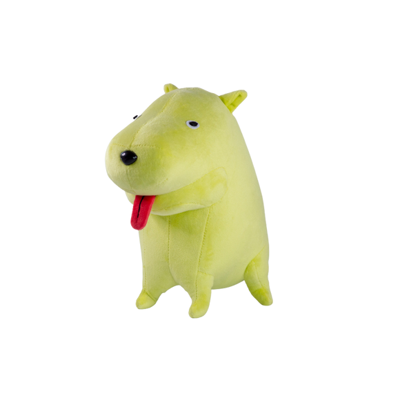 Hourglass Dog Plush