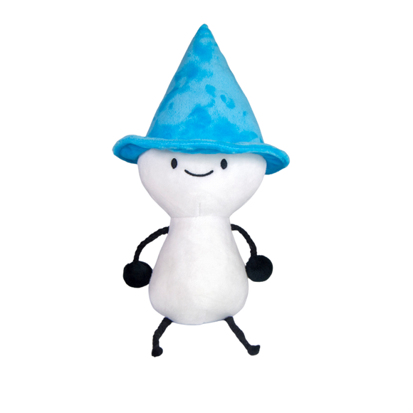 Logan the Friendship Mage Plush
