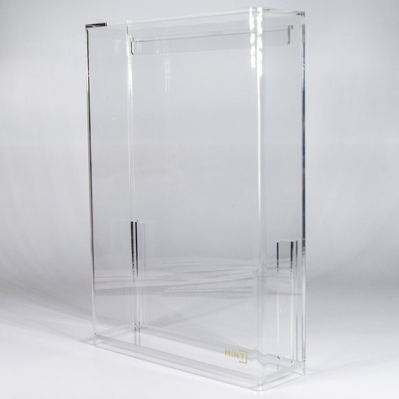 MINT Acrylic Figure Display Case