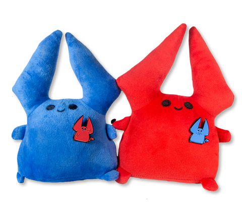 The Doodle Demon Plush Bundle