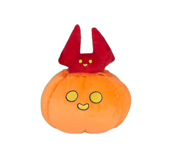 Pumpkin Demon Plush