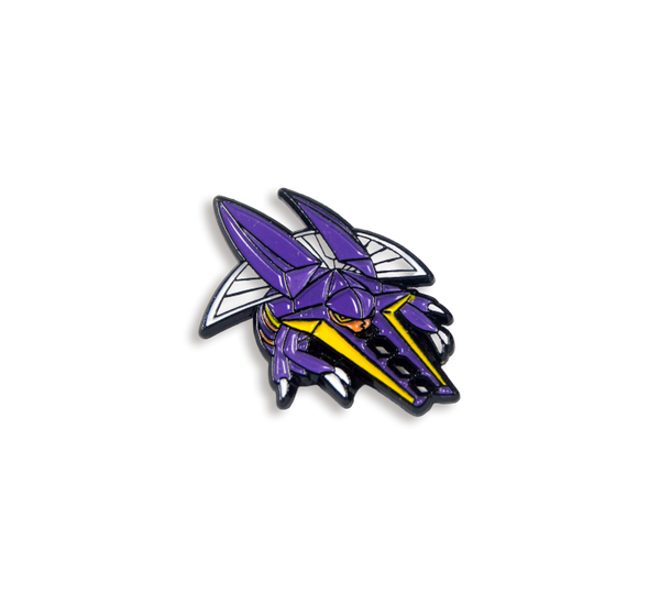 Vikavolts Enamel Pin