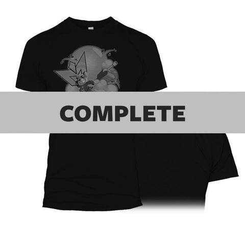 500K TBA Shirt - Limited Edition