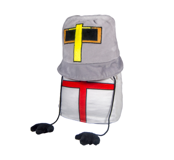 Crusader Plush