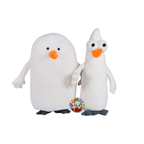 Fredo & Pidjin Plush Bundle