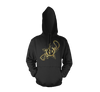 Gold Foil Team Shiny Hoodie