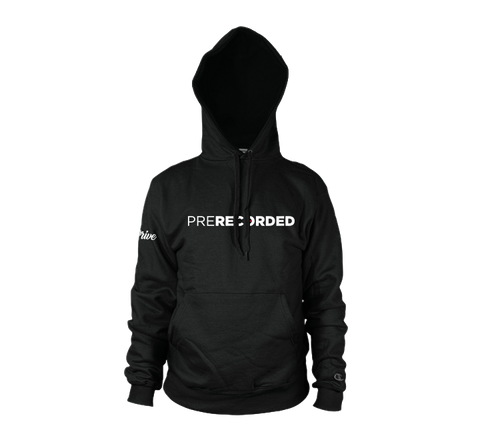 PRERECORDED Hoodies
