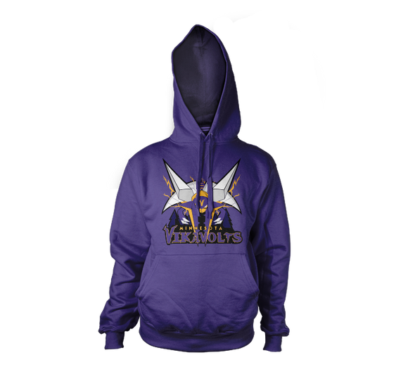 Vikavolts Hoodies
