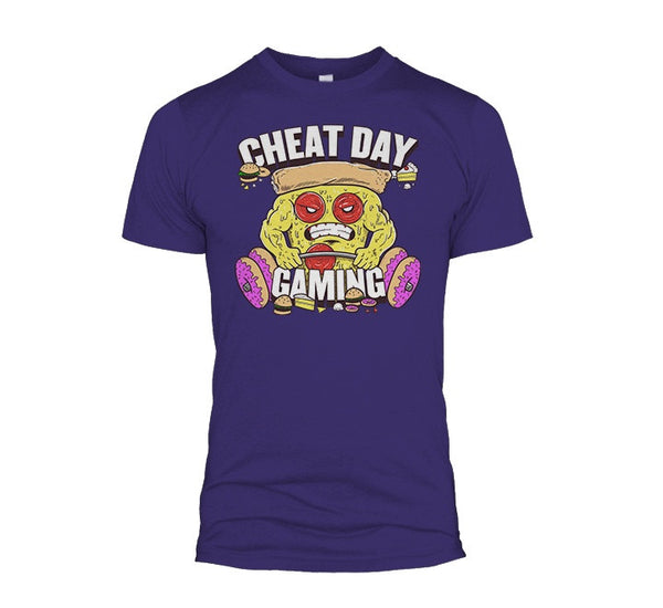 Cheat Day Pizza Tee
