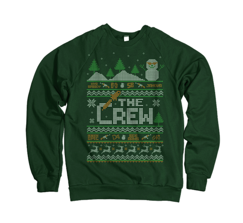 CREWMAS Hoodies