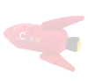 The Crew Rocket Plushy