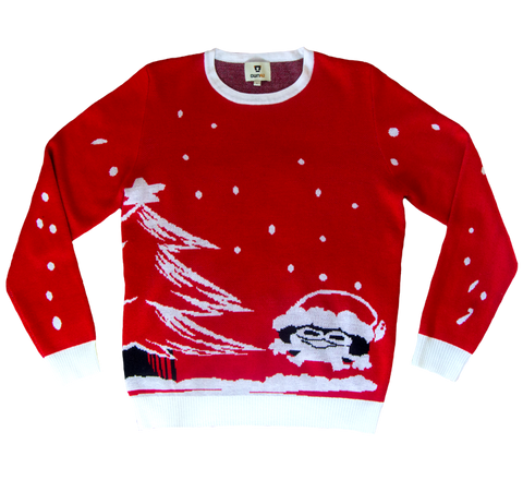 Pelo Ugly Christmas Sweater