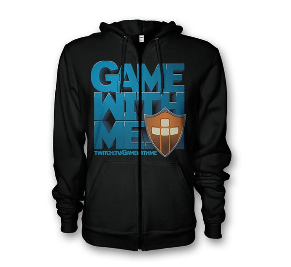 GameWithMe Hoodies