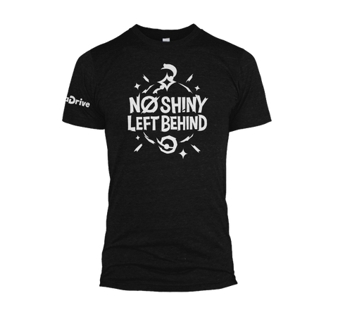 No Shiny Left Behind Tee