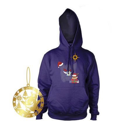 AuSLove Ultra Sun Christmas Hoodies