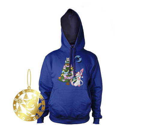 AuSLove Ultra Moon Christmas Hoodies