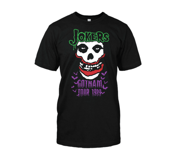 Jokers Gotham Tour 89'