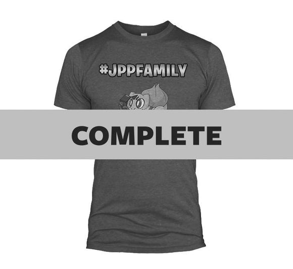 JPPFAMILY - Limited Edition