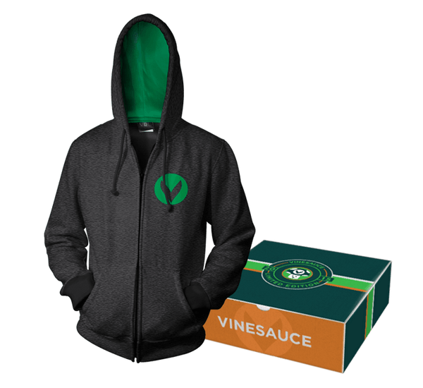 Limited Edition Vinesauce Hoodie
