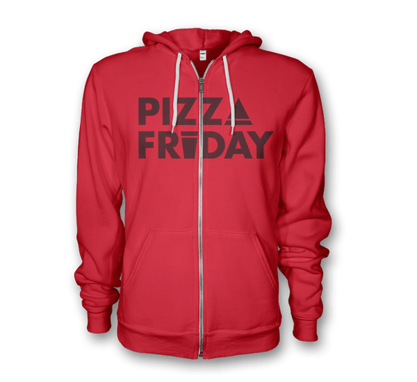 Pizza Friday Hoodie