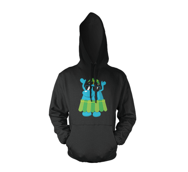 Shrug Enthusiast Hoodies