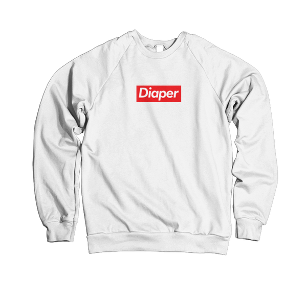 Diaper Sweatshirts