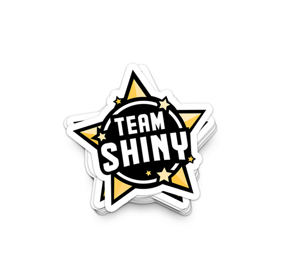 Star Sparkles Sticker
