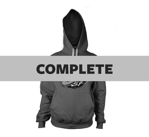 Stay Sexy Hoodies - Limited Edition