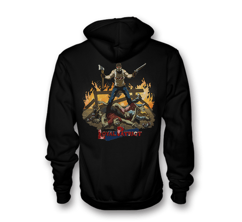The Patriot Hoodies