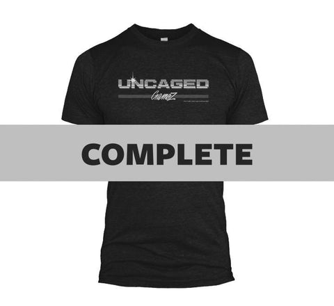 UnCAGEDgamez - Limited Edition