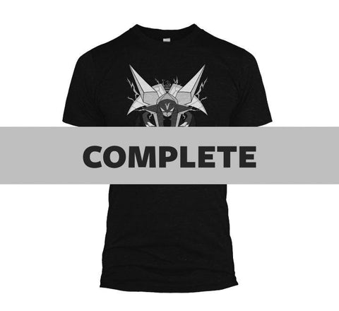 Vikavolts Tees - First Edition