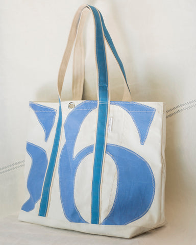 retro 66 sailcloth beach bag