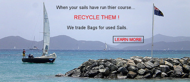 Donate used sails