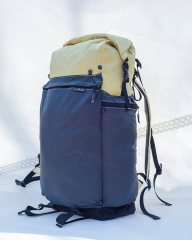 Potomac Pack: Recycled Kevlar Backpack