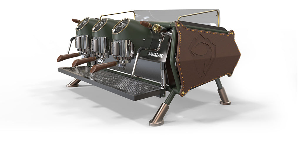 Sanremo Cafe Racer Renegade commercial espresso machine
