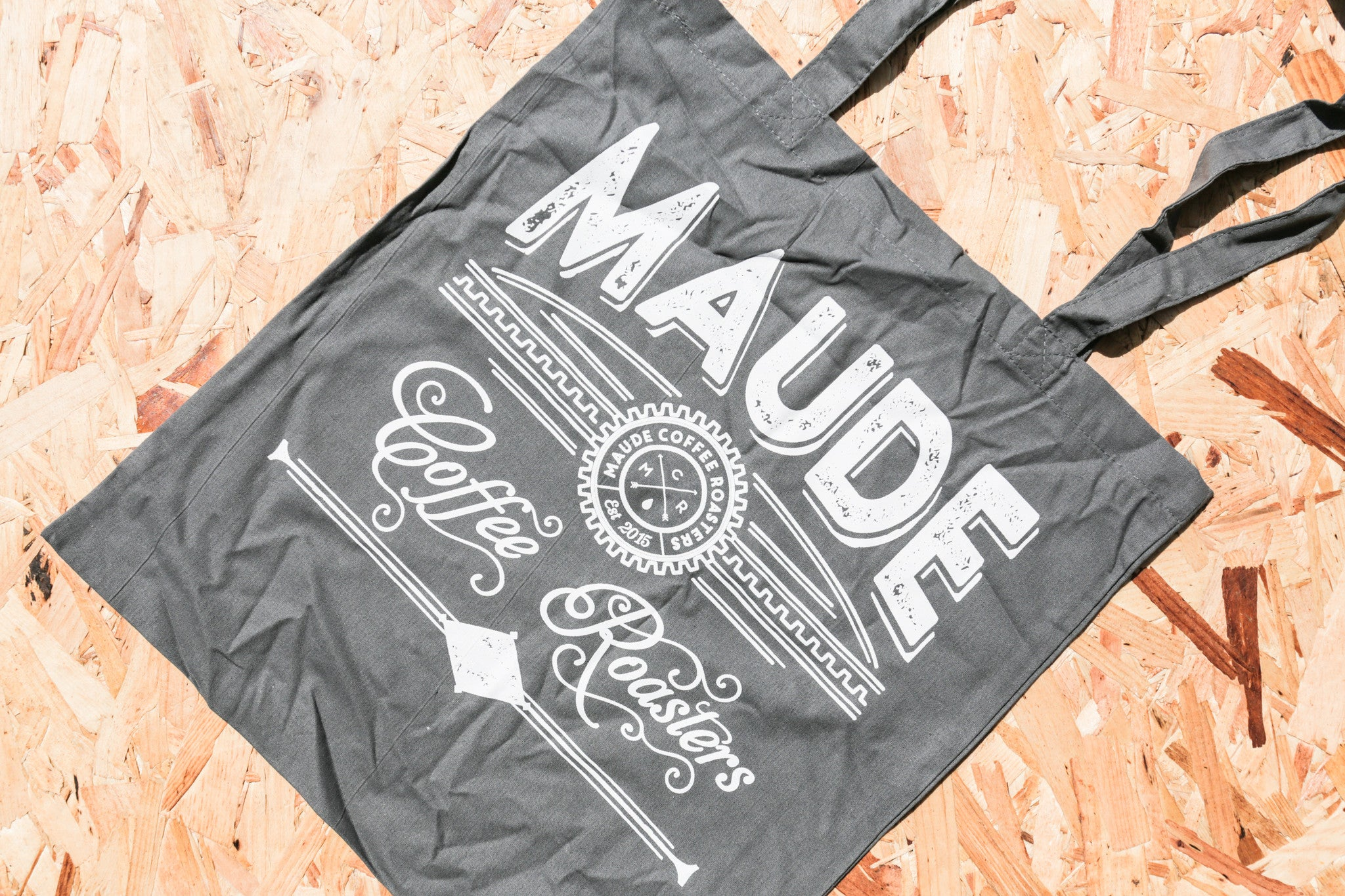 Maude Coffee Roasters Tote Bag