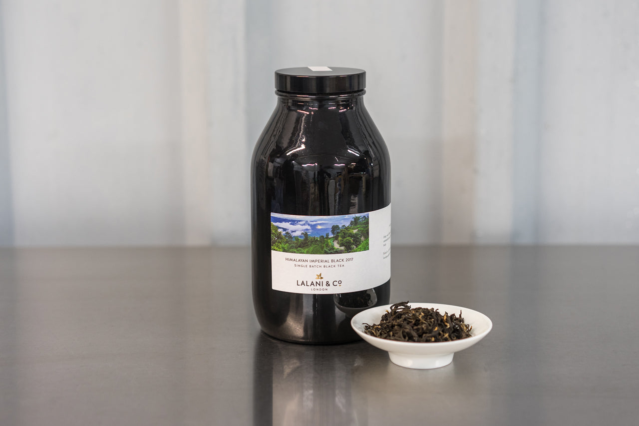 Lalani & Co. - Himalayan Imperial Black 2017 (Black) - 100g
