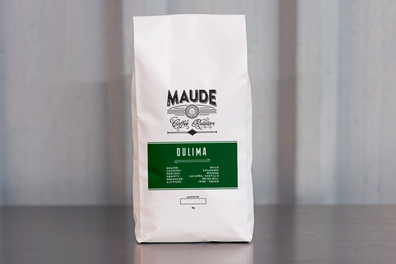 Dulima Espresso - Washed 1KG (Colombia)