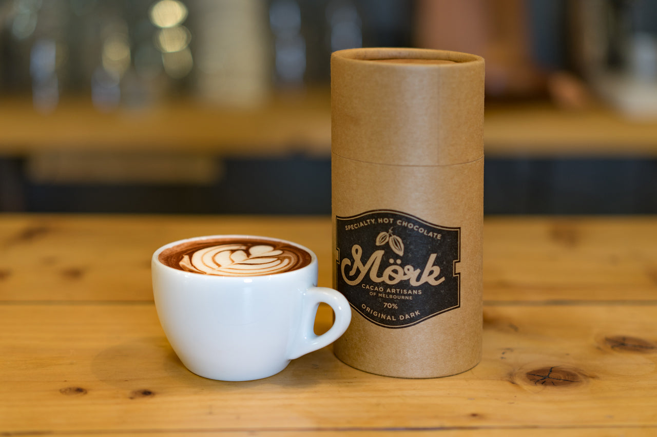 Mörk Chocolate - Original Dark 70% (1KG)