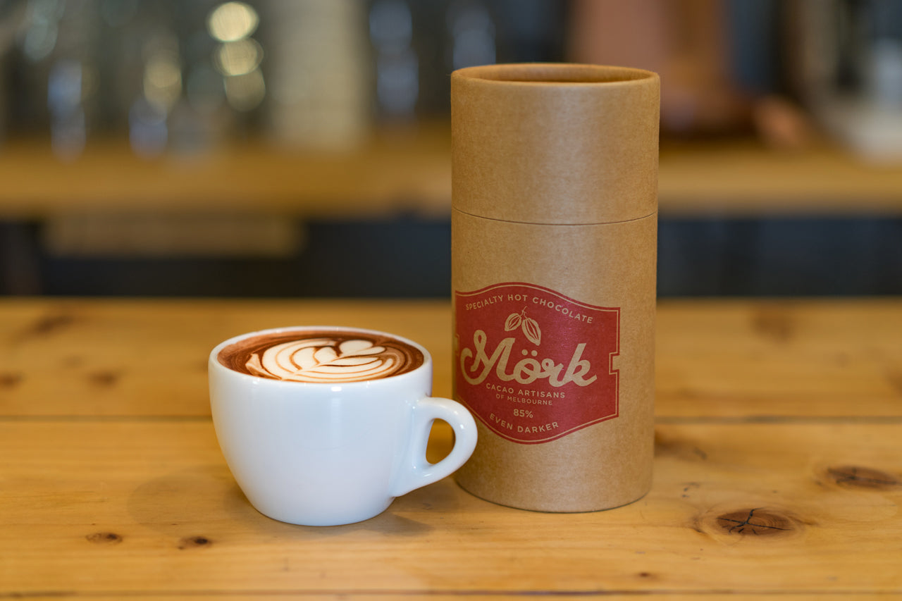 Mörk Chocolate - Even Darker 85% (250g)