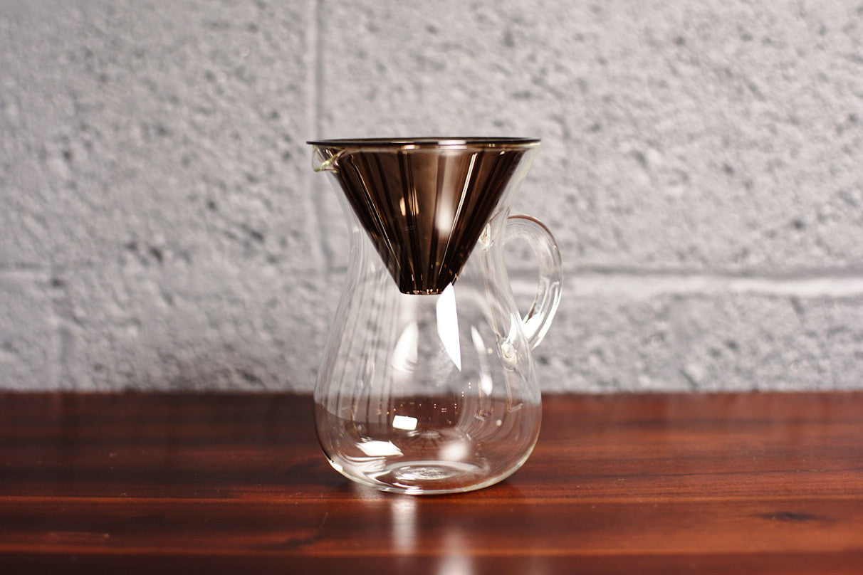 Kinto 4-Cup Coffee Carafe Set