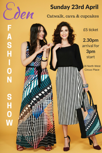 Eden Spring Launch & Fashion Show!