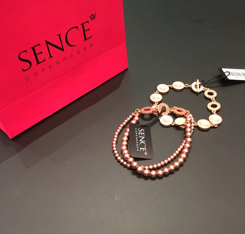 Sence Copenhagen Christmas jewellery collection