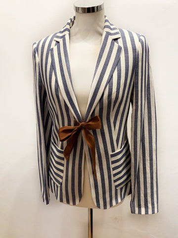 MEES - 81008 Stripe jacket