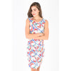 Smash - Adley multicolour print dress