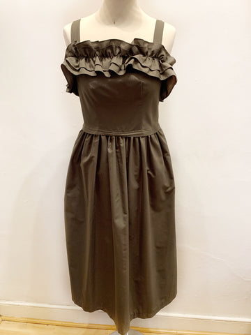 MEES - 84020 Green Dress