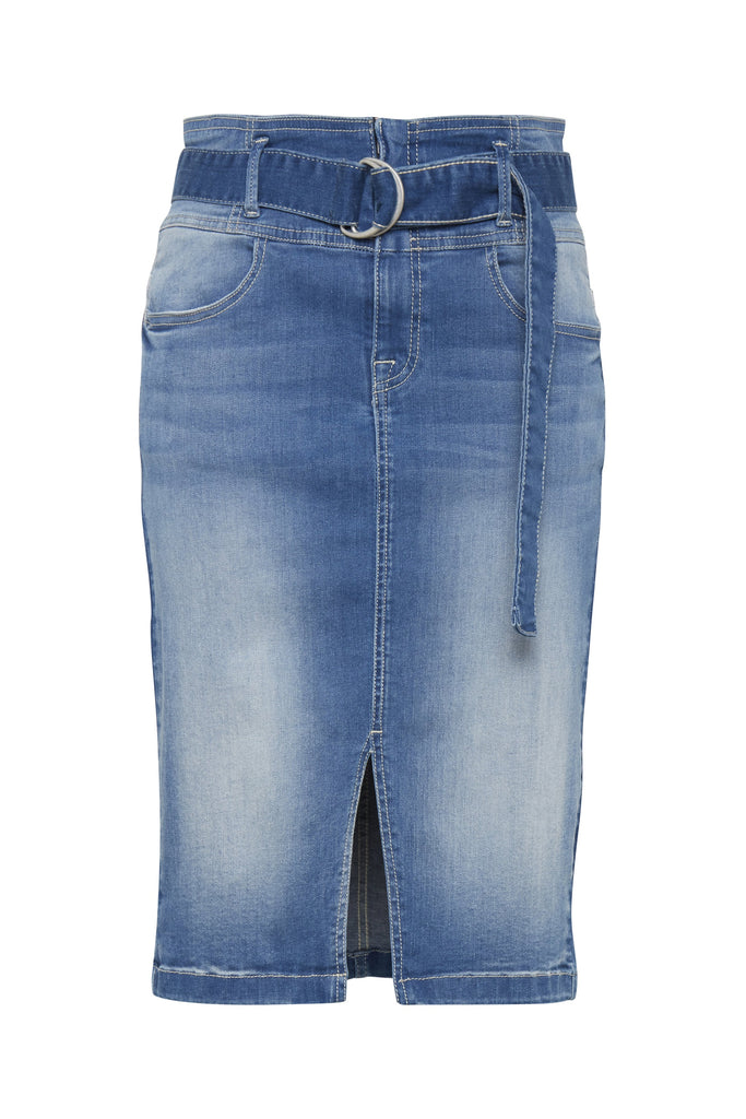 B Young - Bylive denim skirt